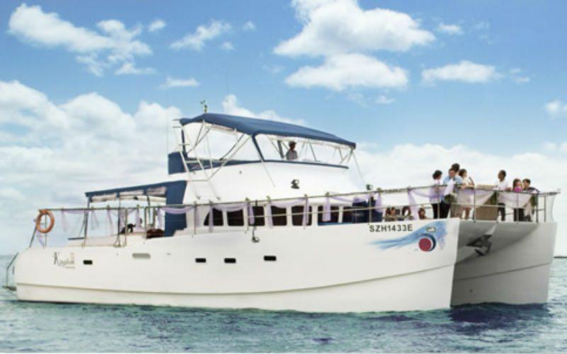 Kingdom Yacht Singapore | Singapore Yacht Charter