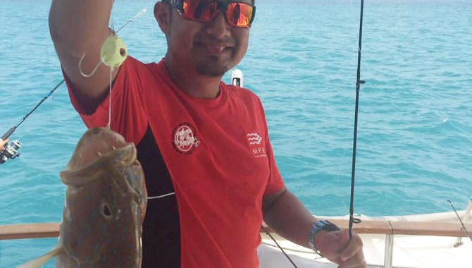 Yacht Fishing | Singapore Yacht Charter