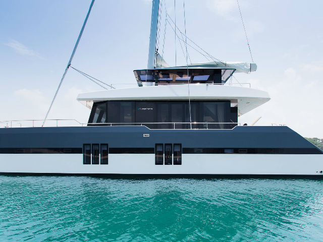 Eagle Wings Yacht Singapore | Singapore Yacht Charter
