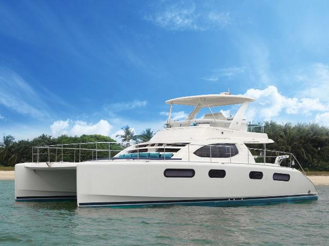 Mikanna Yacht Singapore | Singapore Yacht Charter