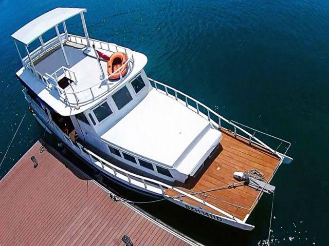 Sea Wind One Yacht Singapore | Singapore Yacht Charter