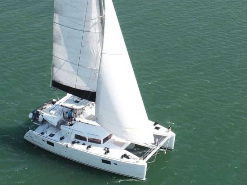 Winedown Too Yacht Singapore | Singapore Yacht Charter