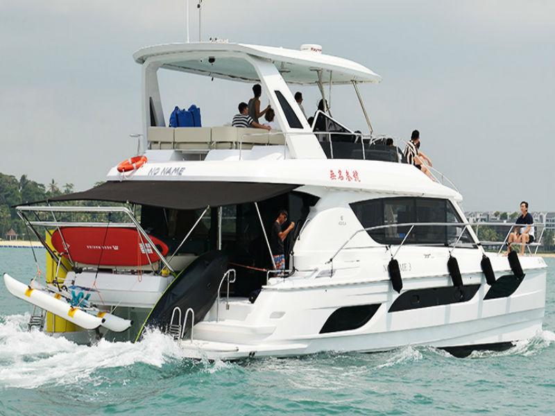 Sardinia Yacht Singapore   Singapore Yacht Charter