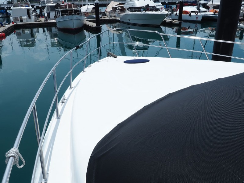 Party Boat 1 Bow | Private Boat Charter | Singapore Yacht Charter