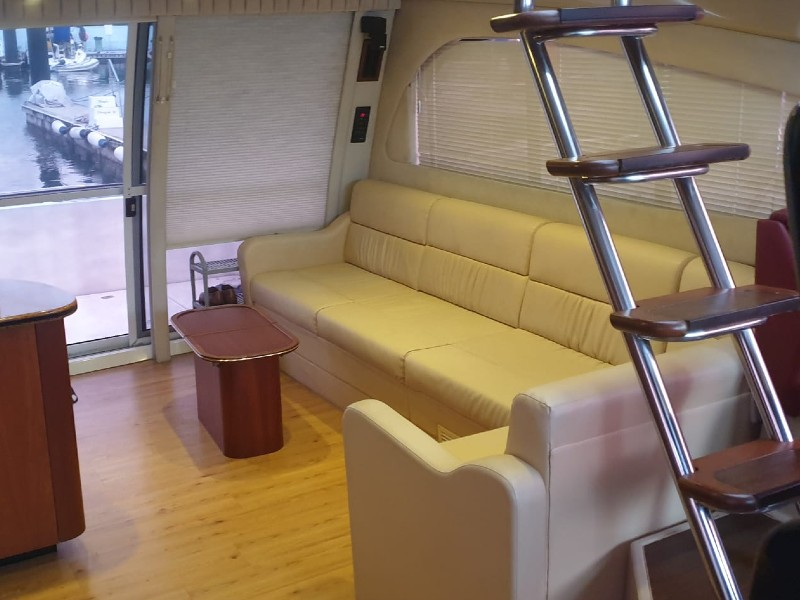 Party Boat 1 Saloon 1 | Private Boat Charter | Singapore Yacht Charter