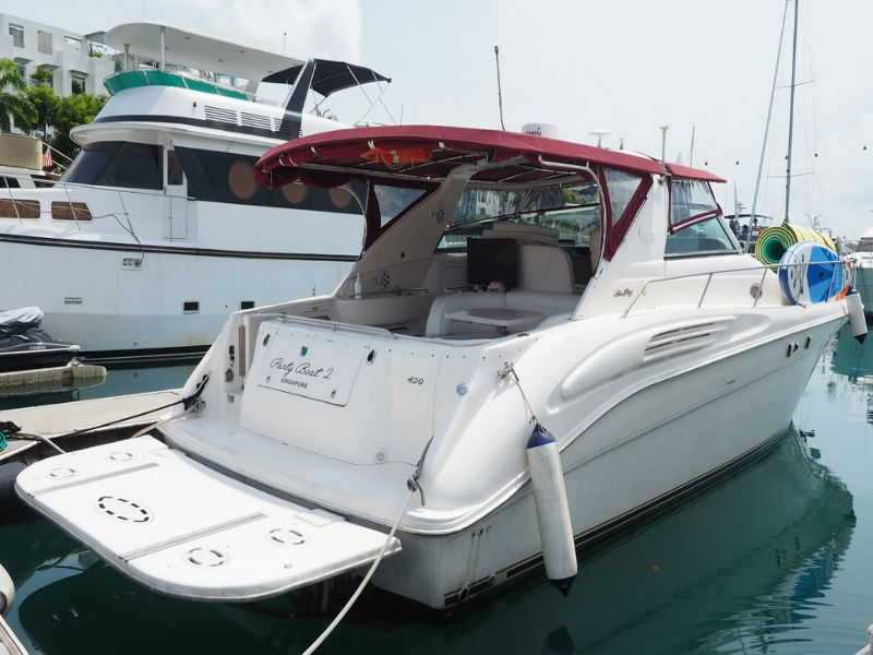 Party Boat 2   Yacht Party   Singapore Yacht Charter