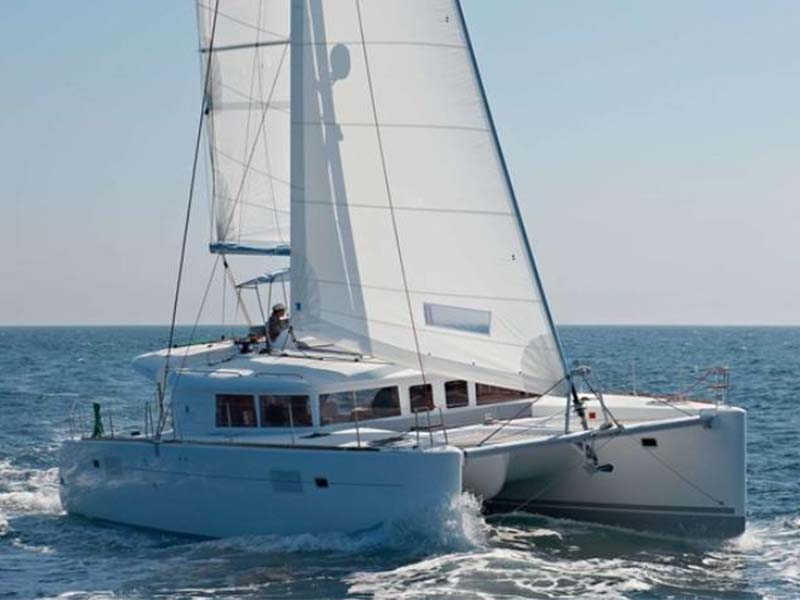 Zen Sea 2 | Sailing Catamaran | Singapore Yacht Charter