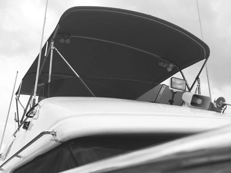 Zen Sea Flybridge | Overnight Yacht Rental | Singapore Yacht Charter