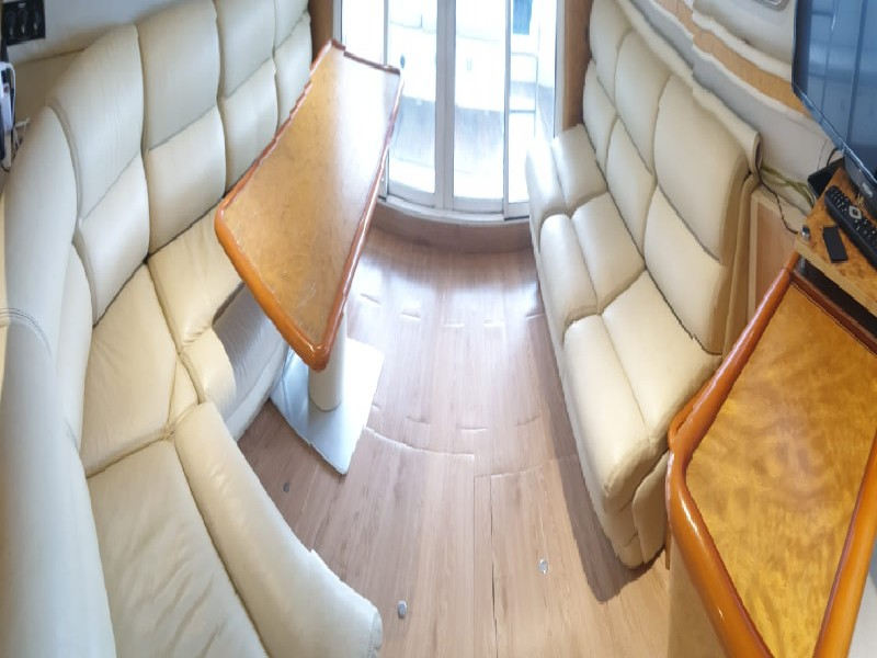 Zen Sea Lounge | Overnight Yacht Rental | Singapore Yacht Charter