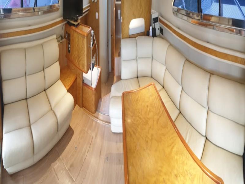 Zen Sea Lounge | Overnight Yacht Charter | Singapore Yacht Charter