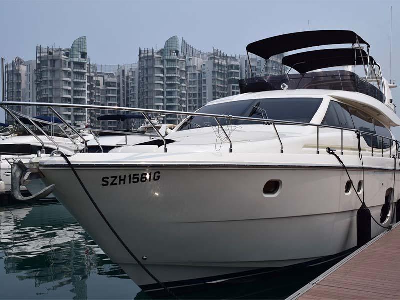 Rulin Yacht | Singapore Yacht Charter