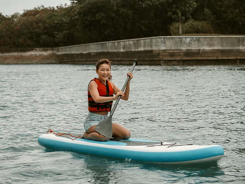 Veyron Yacht Standup Paddle | Luxury Trawler | Singapore Yacht Charter